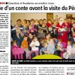 Article paru dans la montagne le 21 décembre