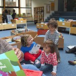 Activité bibliothèque