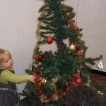 Activité de Noël et décoration du sapin