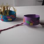 Activité fabrication chapeau carnaval