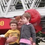 Visite de la caserne des pompiers Chamalières/Royat