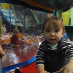 Activité baby-gym