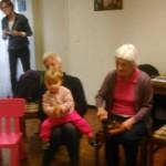 Activité musique avec St Joseph