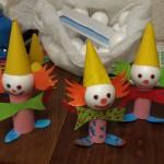 Activité création Clown