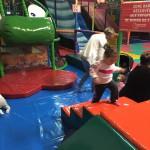 Activité motricité à Royal Kids
