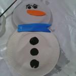 Activité bonhomme de neige