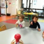 Activité jeux à la salle